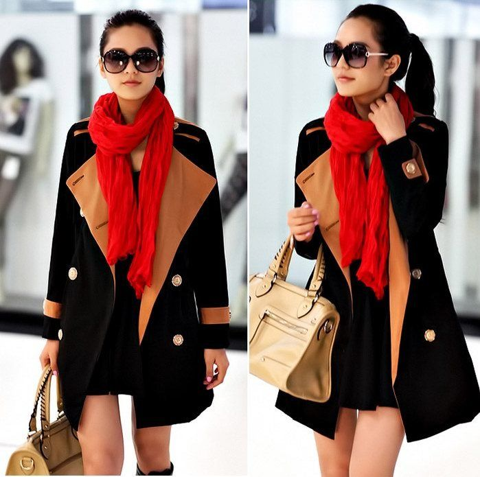 Images of Trendy Winter Coats - Reikian