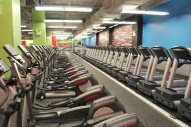 Blink Fitness/15-20/mo. in Astoria   Blink fitness, Gym ...