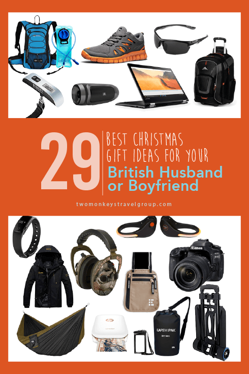 29 best christmas gift ideas for your british husband or boyfriend - Best Christmas Gifts For Boyfriend