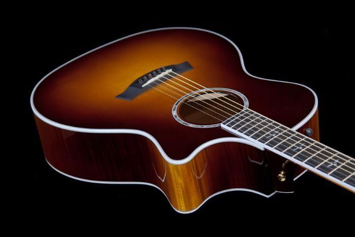 Taylor 614 Ce Grand Auditorium Cutaway Acoustic Electric Citra Intirama Distributor Alat Musik Dan Pro Audio Electro Acoustic Guitar Guitar Acoustic Guitar