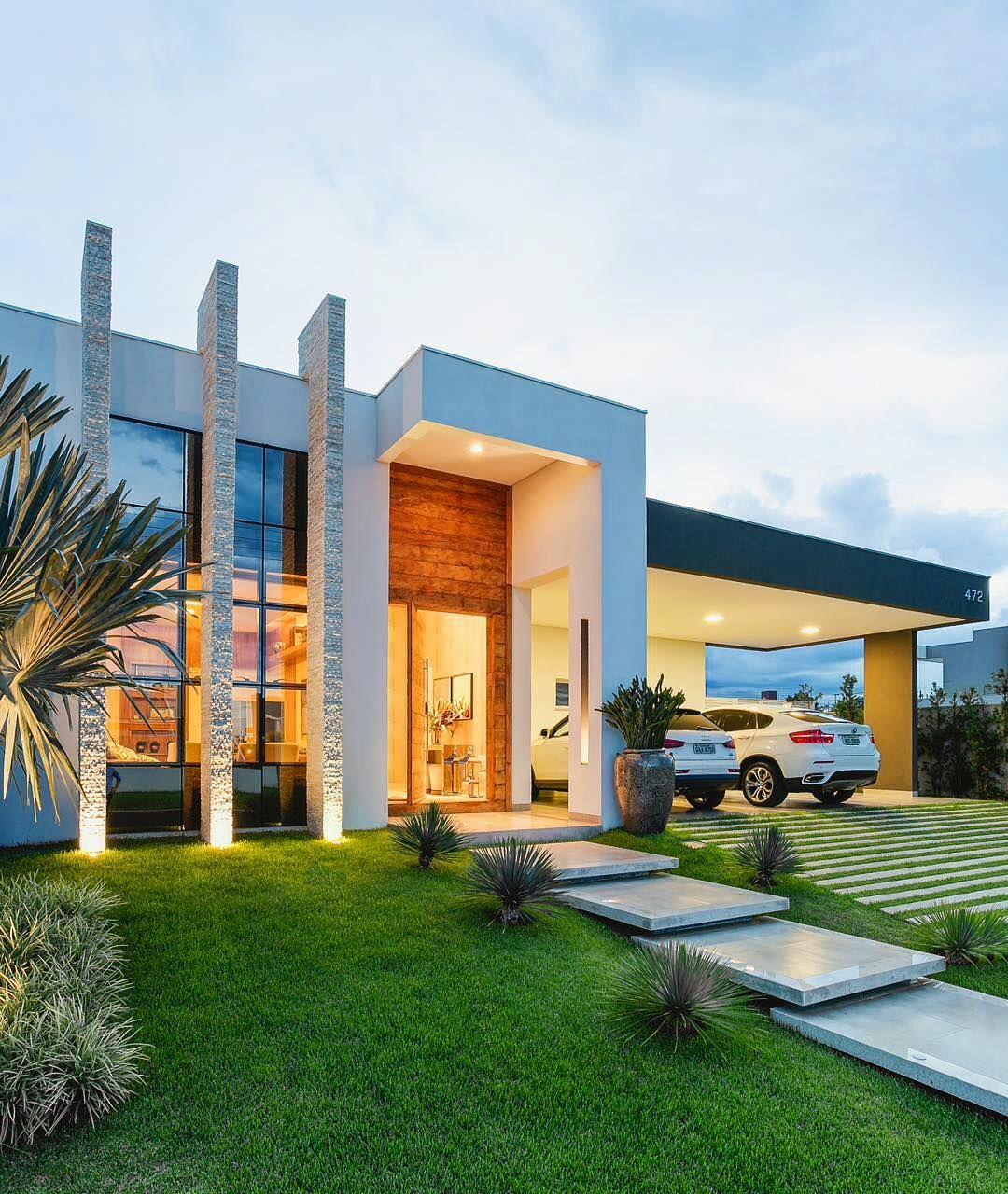 Ver esta foto do instagram de ag arquitetas 450 for Casa minimalista veracruz