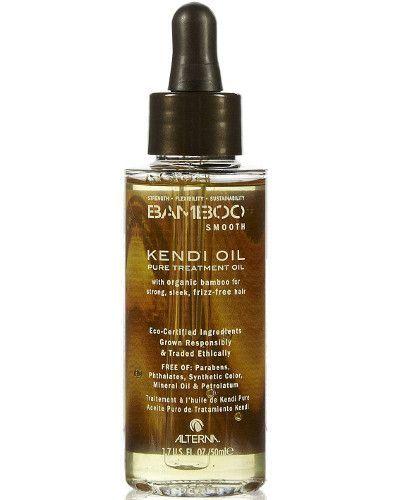 Bamboo Smooth Kendi Oil Pure Treatment Oil 1.7 oz