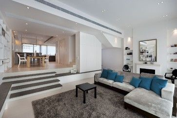 The Vineyard In Hong Kong Modern Living Room Hong Kong By