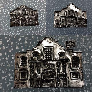 it\'s art day: 4th Grade Alamo Metal Relief   Metal Art   Pinterest ...