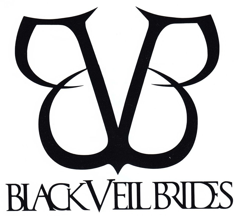 black veil brides logo drawings google search omfg i