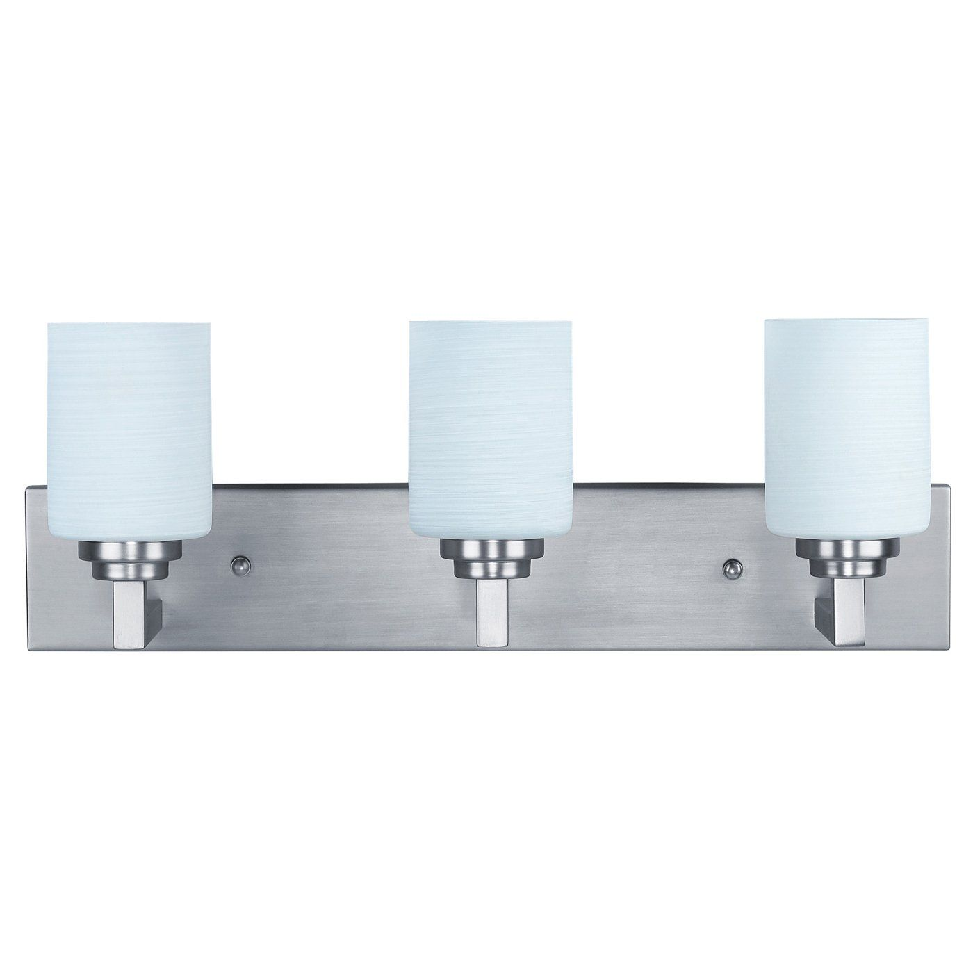 Decorate Your Living E By Choosing This Wonderful Canarm Carmen Energy Star Brushed Pewter Vanity Light