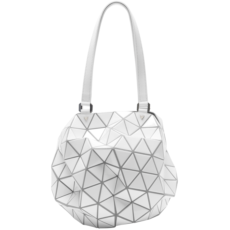 Model Of BAO BAO ISSEY MIYAKE PLANET SHOULDER BAG SS15 Picture - Style Of issey miyake New