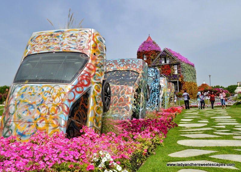 Image result for dubai miracle garden Miracle garden