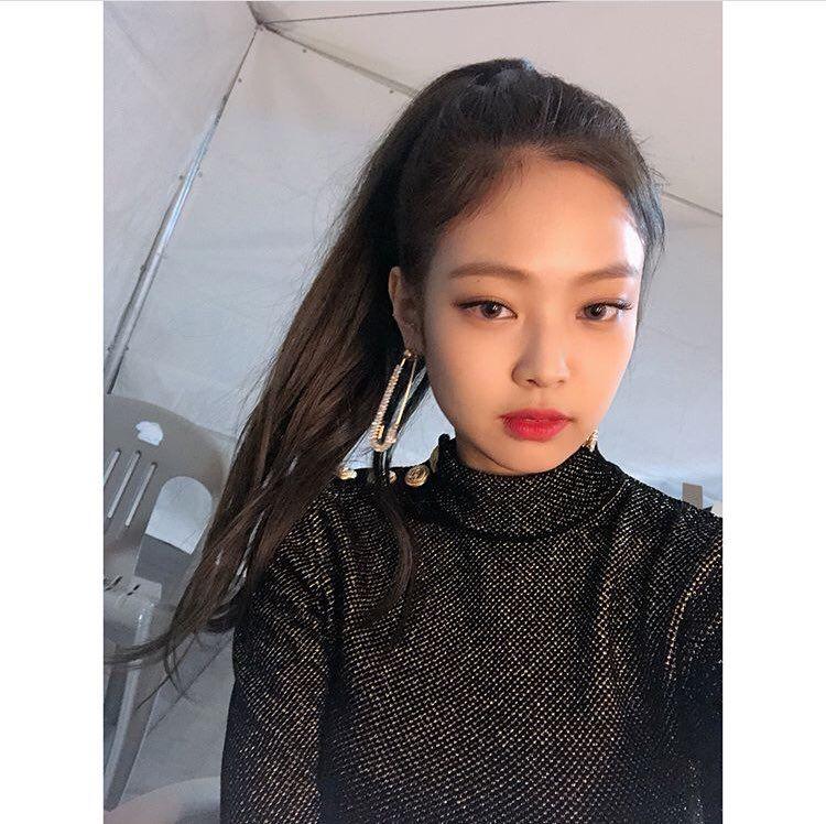 Reizende Koreanerin Vor Cam