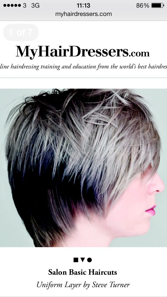 Uniform Layer 3 School Project Pinterest Short Hairstyle And