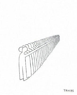 Troche Arte De Ilustracion Dibujo Minimalista Arte Inspirador