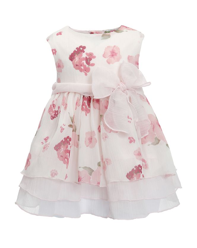 Vestiti Cerimonia Neonato Prenatal.Prenatal Vestido Flores Chifon 0 Modelli Di Cucito Bambino