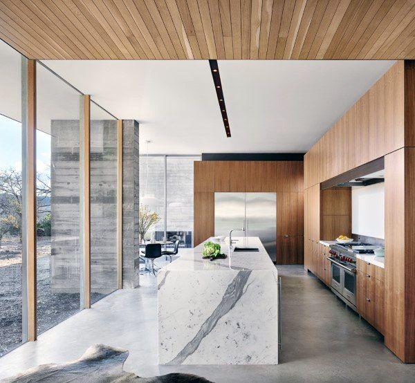 Top 70 best kitchen island ideas