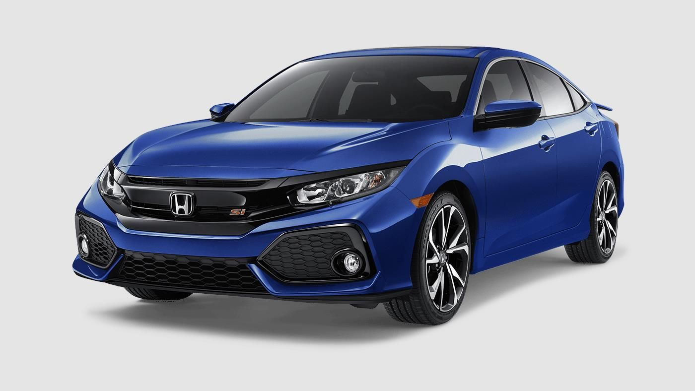 2018 Civic Si Sedan FourDoor Sport Sedan Honda シビック