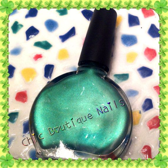 Chic Boutique Handmade Indie Nail Polish by ChicBoutiqueNails ...