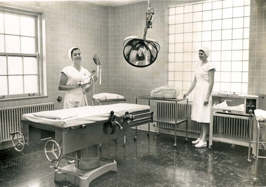 August 2011 News Tribune Attic Hospital photos