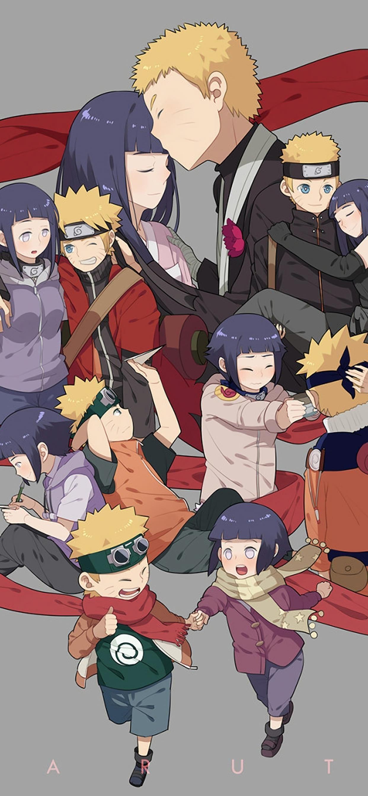 Pin On Naruto E Boruto Anime