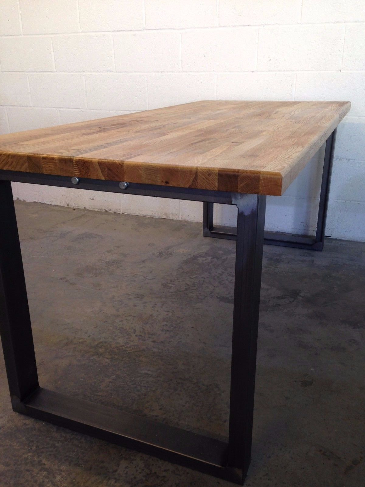 Awesome Details About Metal Table Legs Steel Dining Coffee Table Ibusinesslaw Wood Chair Design Ideas Ibusinesslaworg
