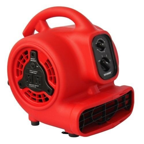 Blower Air Mover Carpet Floor Dryer Wet Dry Vac Fan Home Improvement Industrial