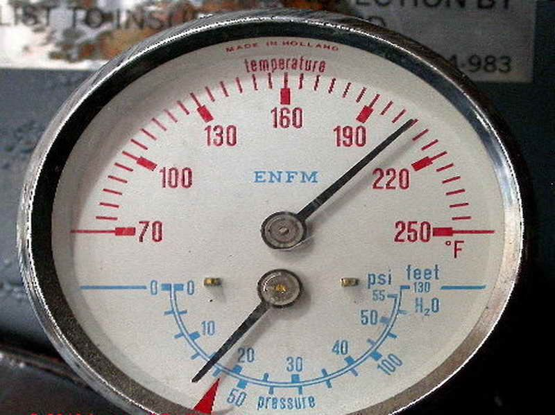 How to Increase Water Pressure with the gauge Water
