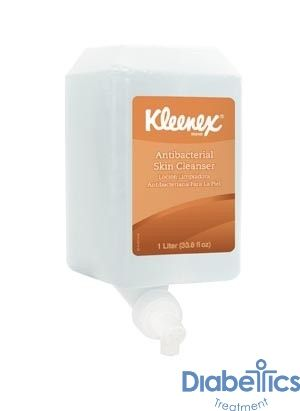 Kimberly Clark 91559 Skin Cleanser Clear Antibacterial