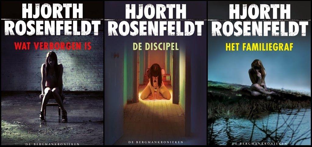 Geweldige nieuwe Zweedse schrijver ontdekt