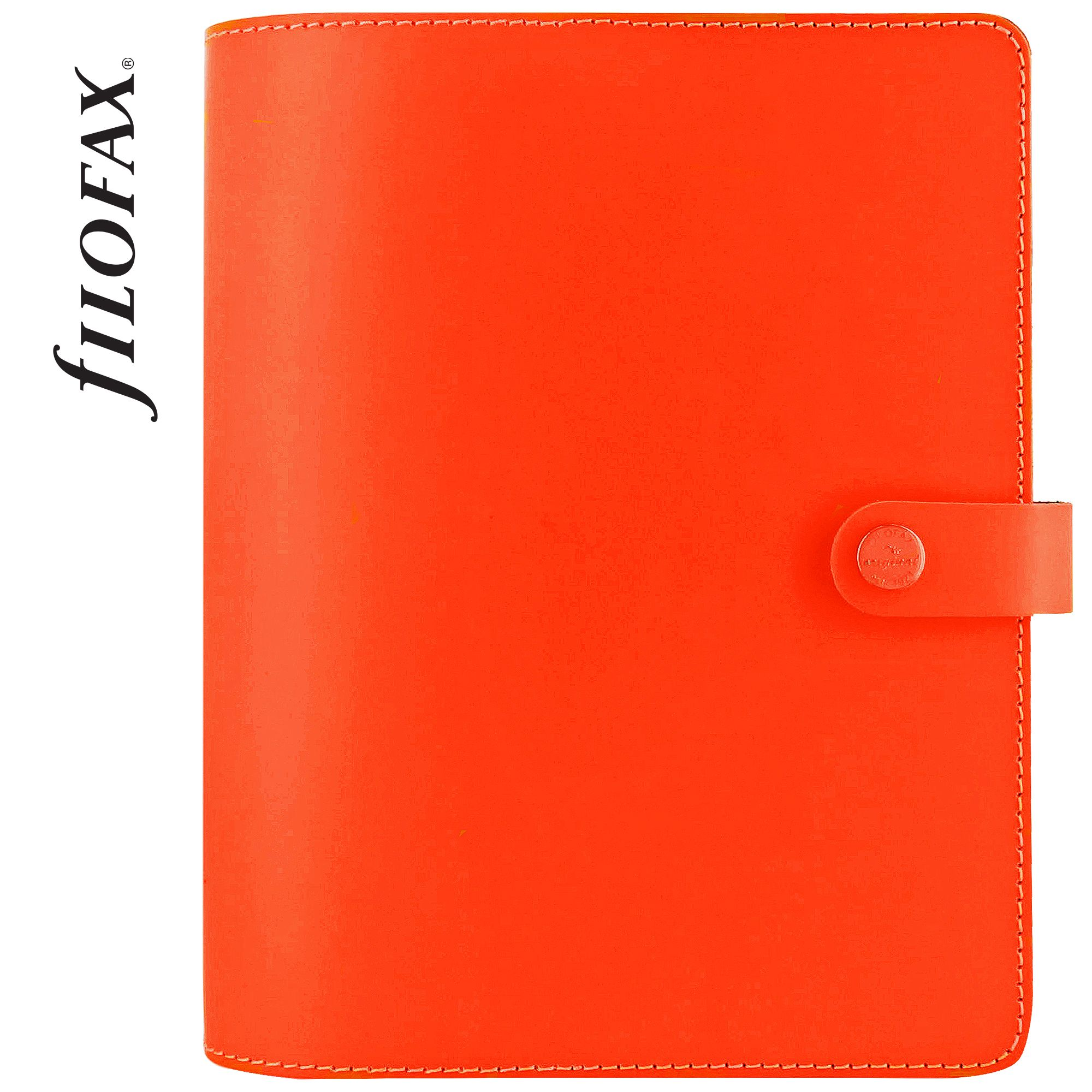 Filofax The Original A5 Fluro Orange