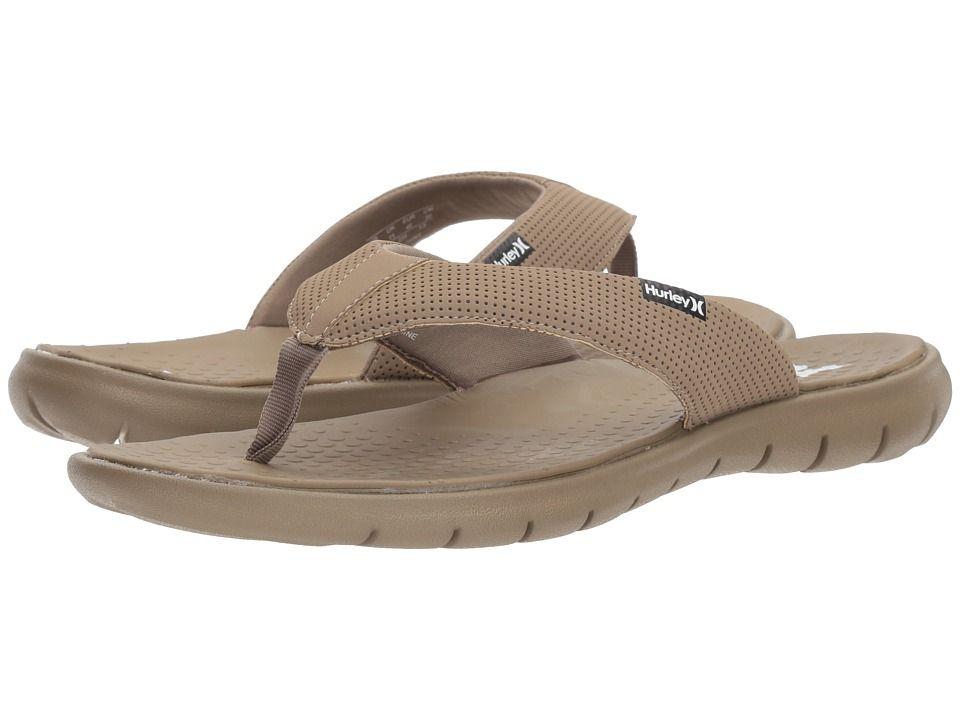 df44114179f Hurley Flex 2.0 Sandal (Khaki) Men s Sandals