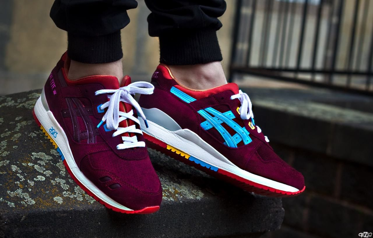 sweetsoles. Asics Gel Lyte ...