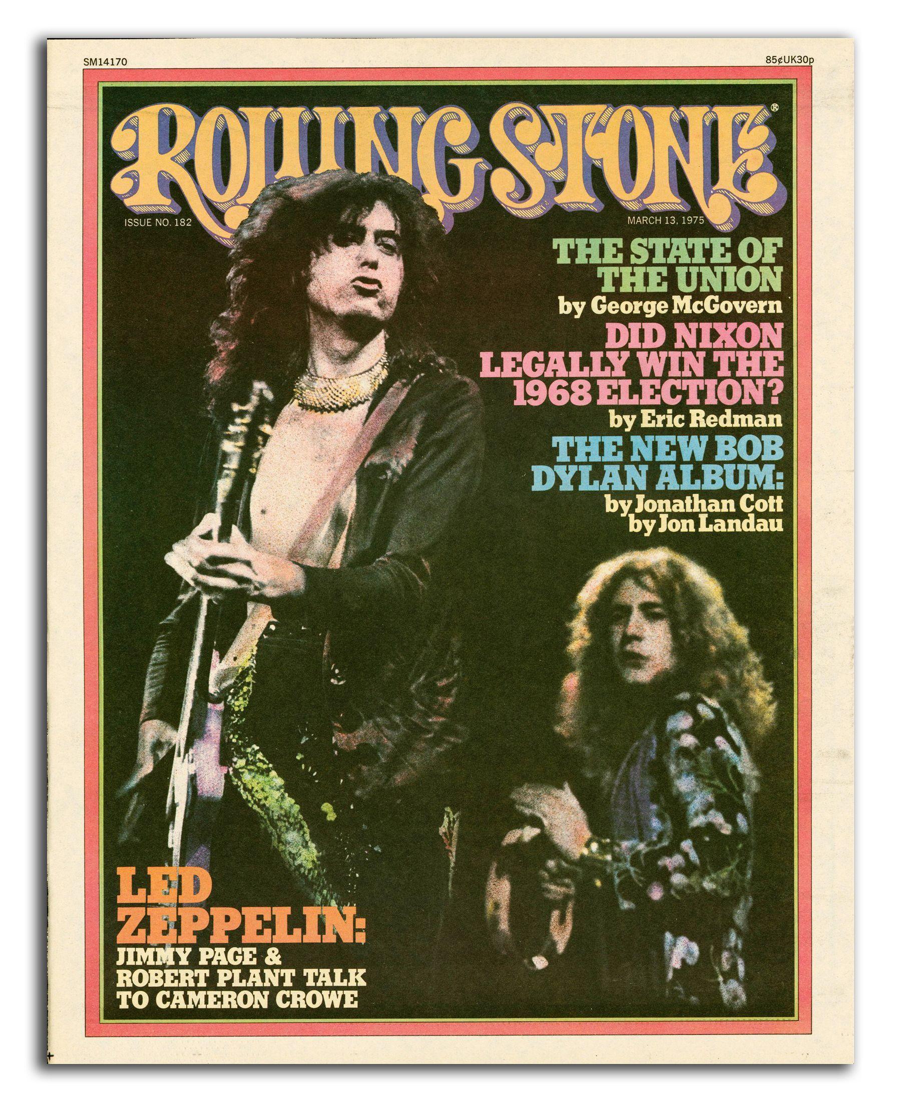 706a91e81c70 Led Zeppelin: Rolling Stone Album Reviews by John Mendelsohn – Rolling Stone