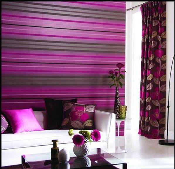 Farbideen für Wände - Attraktive Wandfarben in jedem Zimmer DG - farbideen