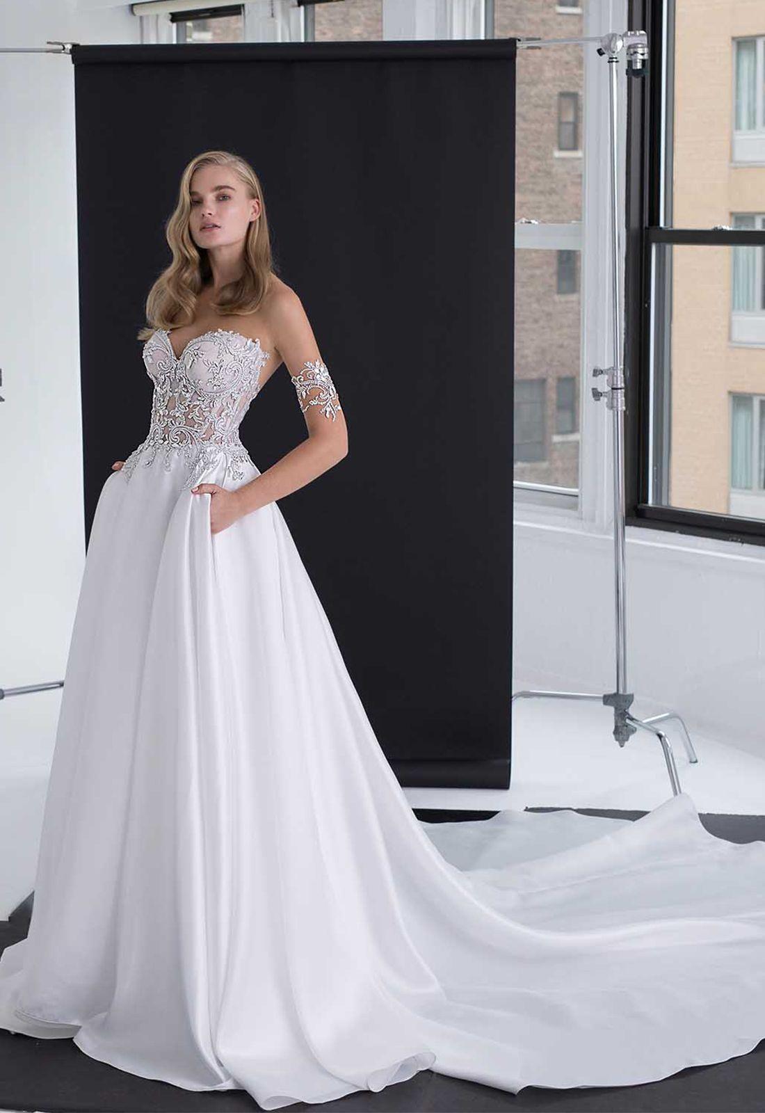 Style No 4720 Pnina Tornai Wedding Dress Pinina Tornai Wedding Dresses Wedding Dresses