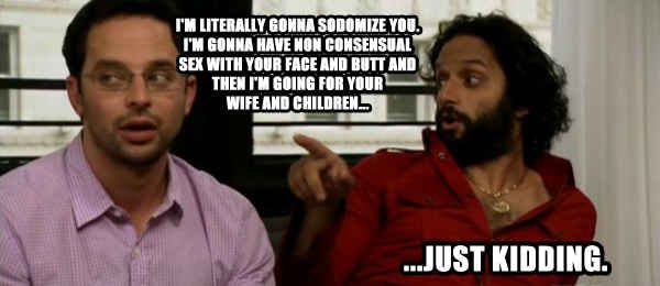"""The Best Lines From """"The League"""" Funny tv quotes, The"""
