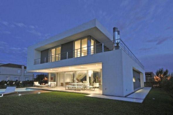 Vivienda unifamiliar en forma de S. - Noticias de Arquitectura - Buscador de Arquitectura