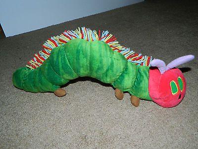 The Very Hungry Caterpillar Plush Stuffed Animal Eric Carle Kohls
