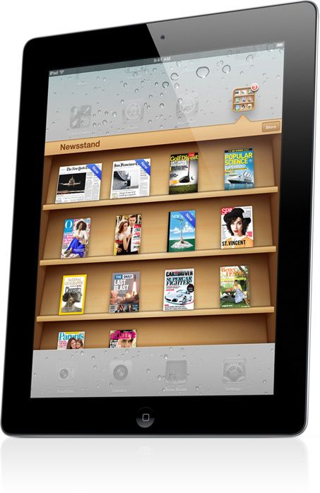 Newsstand | Apps i Like and Live with | Magazine submissions