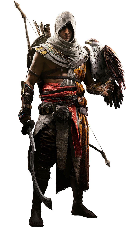 Assassin S Creed Origins Bayek Senu Assassin S Creed