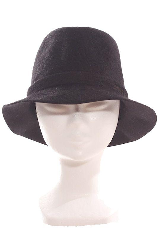 Sombrero Mujer - Miss Sixty de Pelo en Negro de segunda mano Ropasion.com ba07dd00258