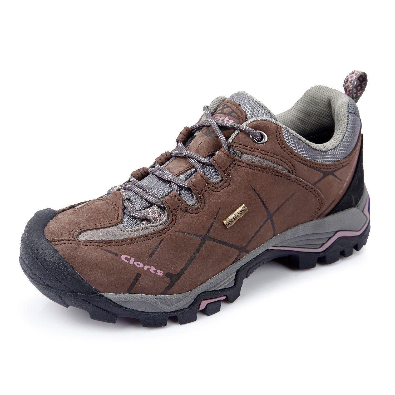 Nubuck Waterproof Hiking Shoe