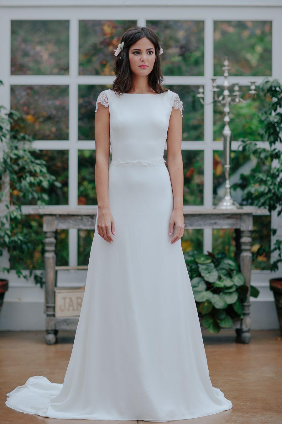 Rubianes Foto 1 3 | estilos de BODA | Pinterest | Vestidos de novia ...