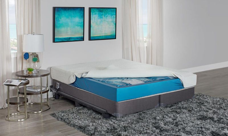 Modernized Waterbed Mattresses Water Bed Mattress Water Bed Bed