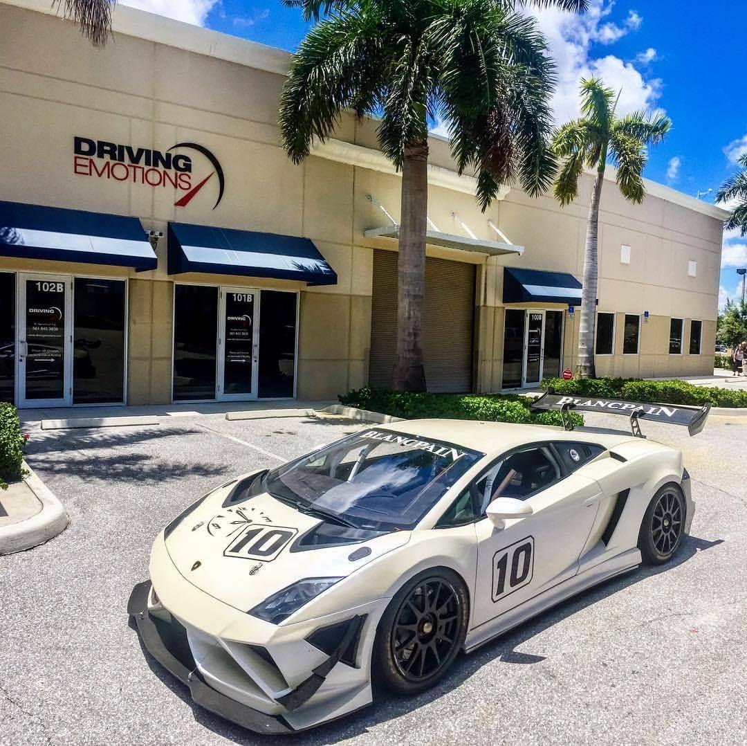 New Arrival 2013 Lamborghini Gallardo Lp570 Super Trofeo Race Car