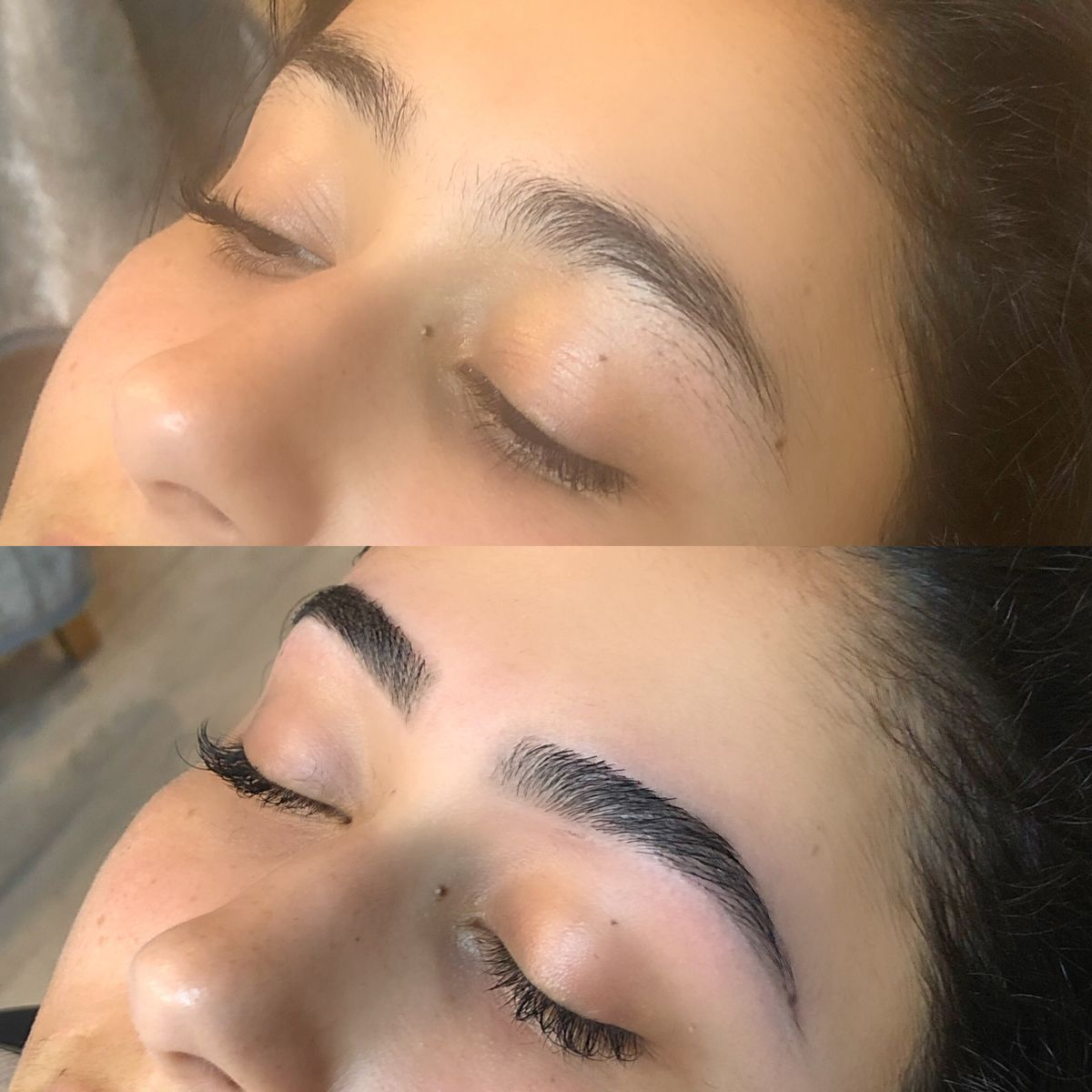 Pin by Kayla on Hair change Eyebrow tinting, Henna brows