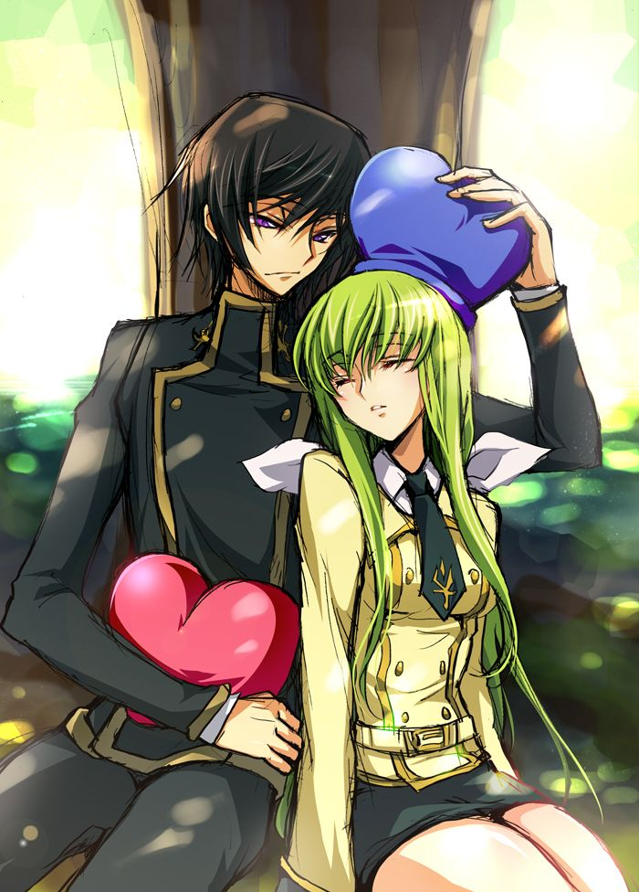 and lelouch relationship