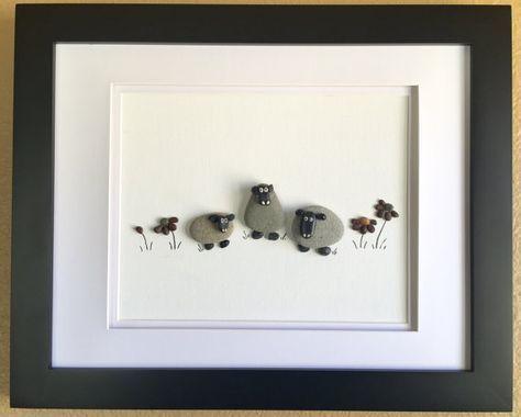 Pebble Art Nursery Decor Baby S Room Shower Gift