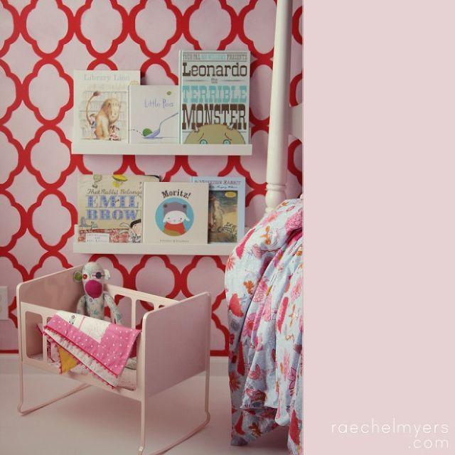 Room Using The Rabat Stencil