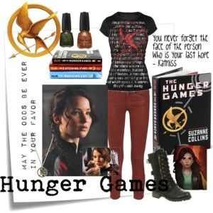 The Hunger Games. I am so excited!
