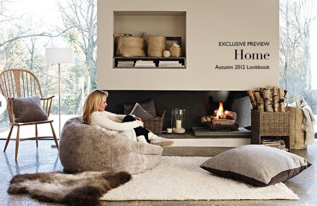 The White Company Autumn 2012 Lookbook