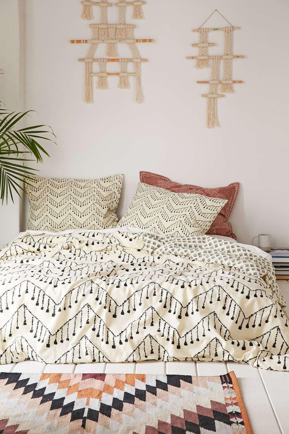 housse de couette inigo hand 4040 locust room d cor uo pinterest housses de couette. Black Bedroom Furniture Sets. Home Design Ideas