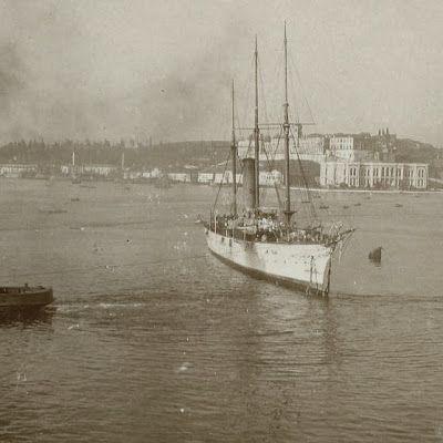 Constantinople | SMS Lorelei Part 1